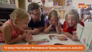 """""""A Voice that Carries"""" at Tampa Theatre 