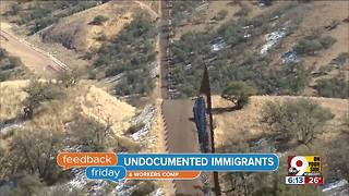 Feedback Friday: Undocumented immigrants - Video