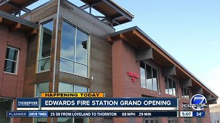 Edwards Fire Station grand opening
