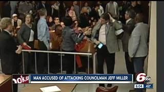 Strip club owner charged with assaulting Councilman Jeff Miller at meeting - Video