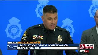 Omaha Police Chief Newser Wrap - Video