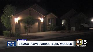 Laveen man arrested in ex-wife's disappearance - Video