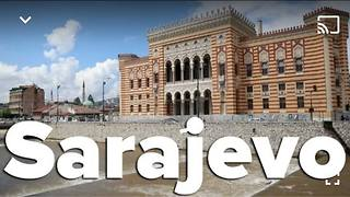 What to see & eat in Sarajevo, Bosnia & Herzegovina - Video
