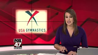 US Olympic Committee to USA Gymnastics board: Resign or else - Video