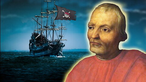 How a Pirate Became Pope