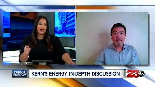 Renewable energy industry experts discuss their presence in Kern County