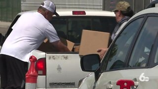 Idaho Foodbank receives relief fund from the state