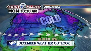 Andy's December Weather Outlook - Video