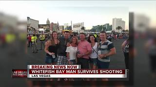 Whitefish Bay residents survive Las Vegas concert mass shooting - Video