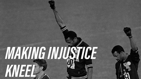 50 Years Ago: Raising a Fist to Injustice
