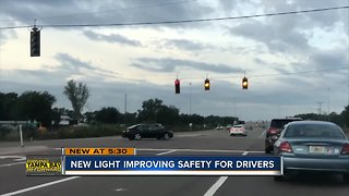 Temporary traffic light installed at dangerous Riverview intersection