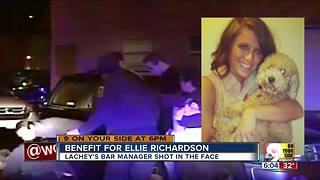 98 Degrees gives concert to benefit Ellie Richardson - Video