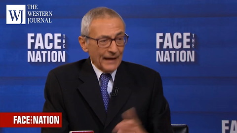 CBS Host To Podesta: How Did Russians Focus On Purple States And Hillary Couldn't?