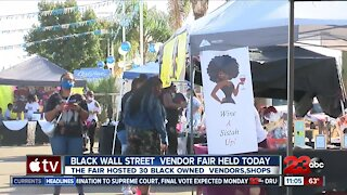 Black Wall Street Reloaded event takes place to highlight African American entrepreneurs in Bakersfield **