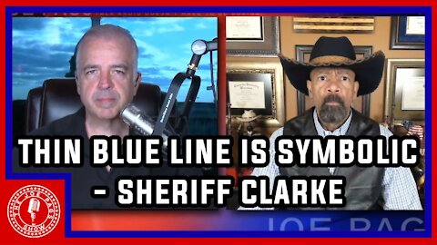 Would You Want To Be A Cop Today? Chat with Sheriff David Clarke