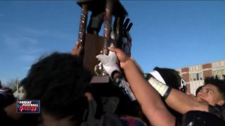 Bay View named week 9 Team of the Week - Video