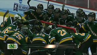 St. Norbert wins fifth hockey national championship - Video