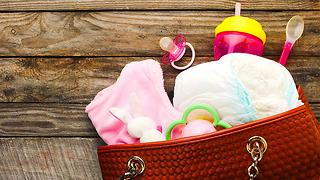 4 Summer Hacking Items You Can Find In A Diaper Bag!