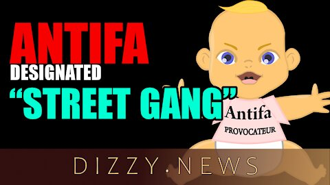 """Antifa"" charged as street gang, Proud Boys back down Antifa, Alex Jones leads Georgia protest"