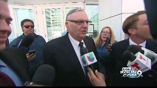 Joe Arpaio convicted of crime for ignoring judge's order - Video