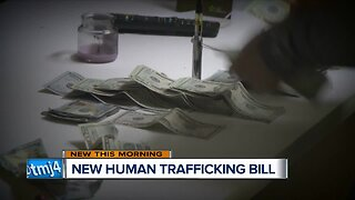 Congressman rolls out plan to fight human trafficking