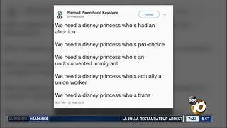 Disney princess abortion? - Video