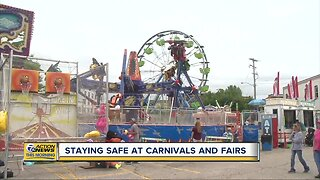 Here's how you can keep your little ones safe at festivals, carnivals