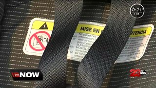 Child seat safety tips