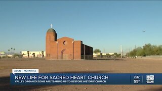 New life for Sacred Heart Church