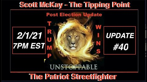 2.1.21 Patriot Streetfighter POST ELECTION UPDATE #40: Burma Military Takedown On Cabal Puppets