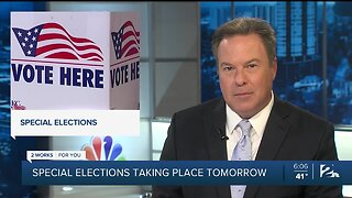 Special Elections Taking Place Tuesday, Feb. 11