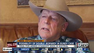 Double jeopardy a factor in Bundy trial? - Video