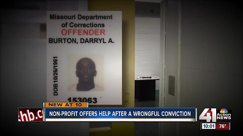 Nonprofit offers help after a wrongful conviction