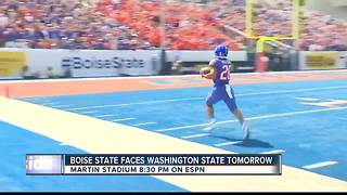 Boise State & Washington State Game Preview - Video
