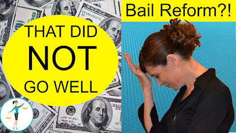 Lawyer Reacts: New York Rolls Back Failed Bail Reform Law