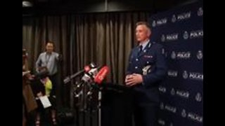 'This Is Absolutely Tragic,' Says New Zealand Police Commissioner - Video