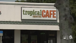 Tropical Smoothie Cafe customer shot in face after complaining about slow service