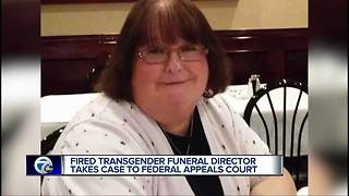Should someone be fired because they are transgender?