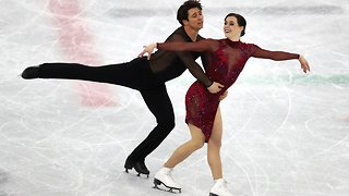 Olympic Ice Skaters Are Performing To Music You'll Actually Recognize - Video