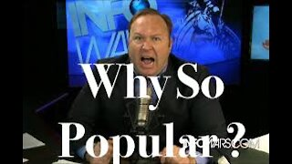 Alex Jones Success Explained- Why Conspiracy Theorists make for LOYAL and Easy Followers