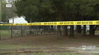 Deadly fire in Pasco County
