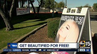 Single? Get pampered for free