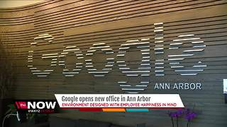 Google gives Michigan HQ a facelift
