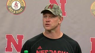 Scott Frost on how impressive JD Spielman is