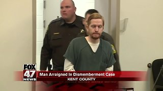 Man accused in dismemberment now faces murder charge