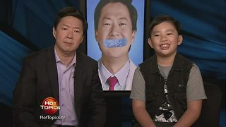 Dr. Ken Jeong talks about new show, wife's breast cancer victory