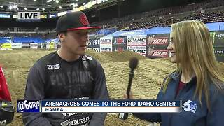 Arenacross comes to Ford Idaho Center