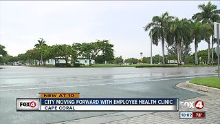 Cape Coral moving forward with employee health clinic