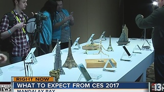 What to expect at this year's CES in Las Vegas - Video
