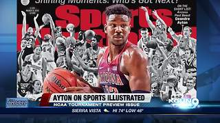 Deandre Ayton and Wildcats face UCLA in Pac-12 Tournament - Video